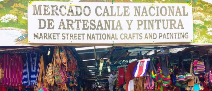 you can se lots of souvenirs on a san jose city tour