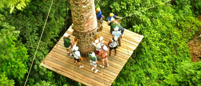Costa Rica adventure tours