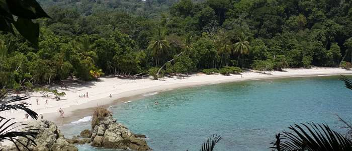 Manuel Antonio - one of the most beautiful national parks of Costa Rica