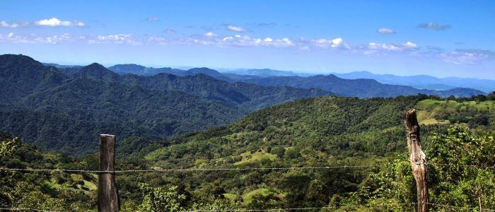 Beautiful landscapes of Costa Rica