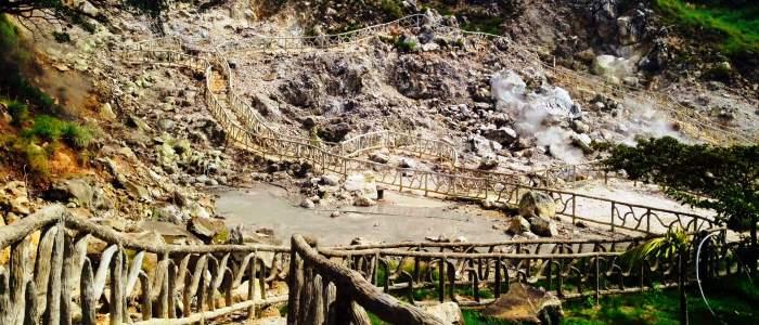 miravalles volcano & waterfalls combo tour in costa rica