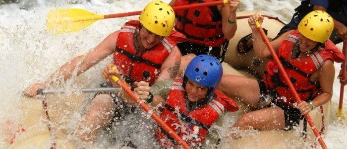 Sarapiqui River Rafting