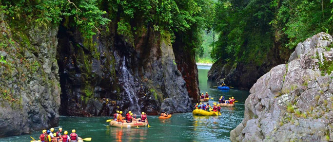 san jose rafting tours