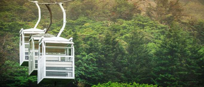 aerial tram tour from san jose costa rica