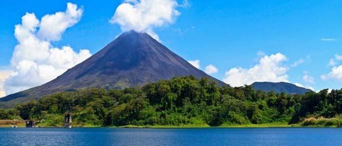 Tours From San Jose Costa Rica Volcano Beach Rainforest