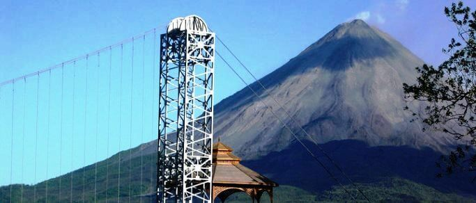 arenal hanging bridges tour from san jose