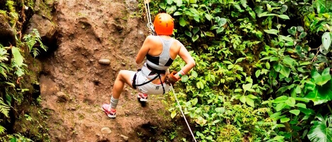 arenal volcano adventure from guanacaste