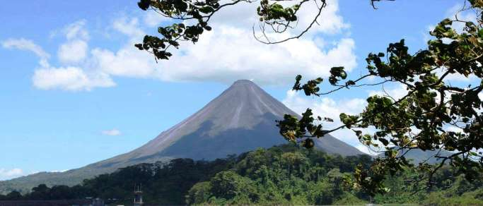 arenal volcano combo tour from san jose