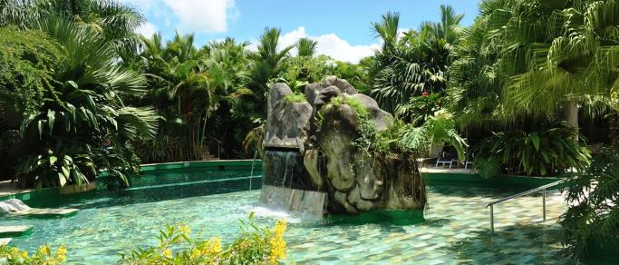 arenal volcano experience tour hot springs