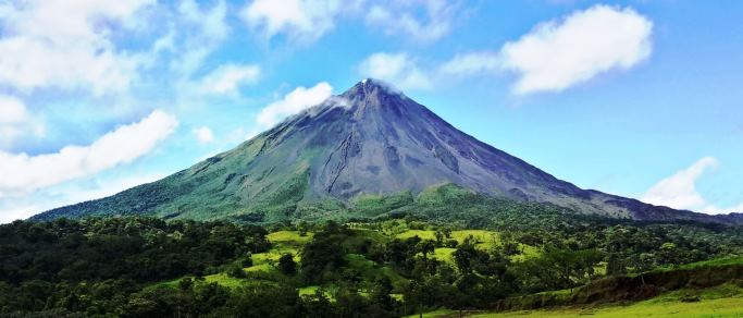 arenal volcano experience tour view