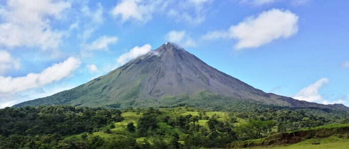 arenal volcano full day tour from guanacaste