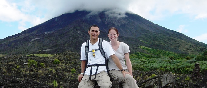 arenal volcano tour from jaco beach