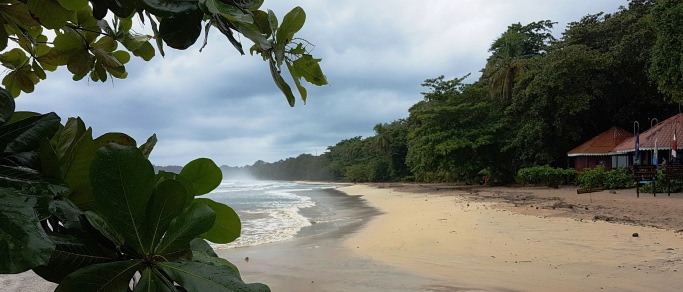 cahuita national park beaches