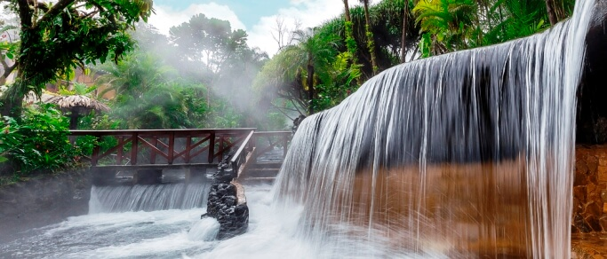 costa rica hot springs tour from san jose