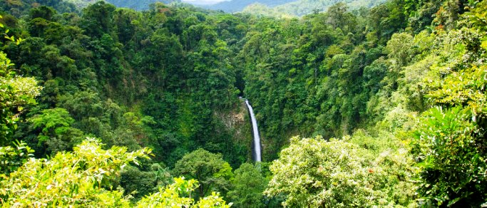 costa rica waterfall tour