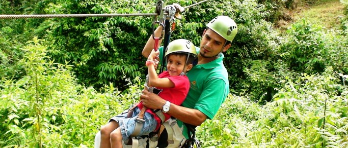 costa rica zip line tour