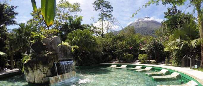 hot springs tour from san jose costa rica