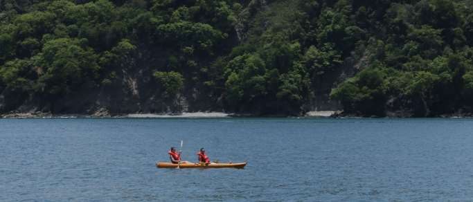 ocean kayaking snorkeling tour from manuel antonio