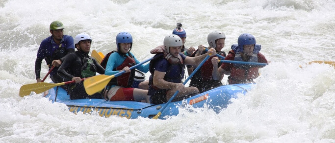pacuare river rafting tour