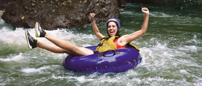 san jose adventure combo tour river tubing