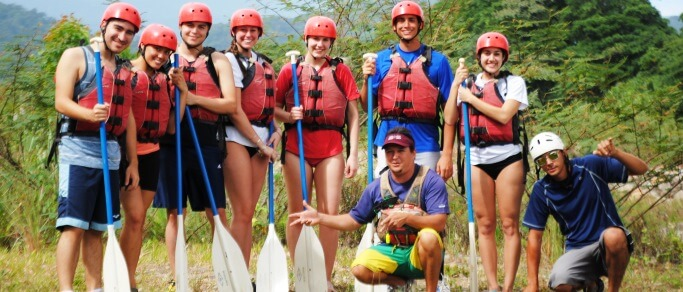 sarapiqui river white water rafting tour