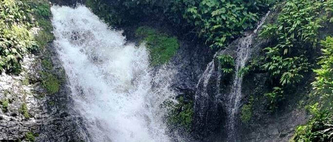 tocori waterfall tour in costa rica