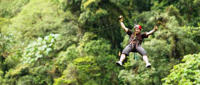 zip lining tour from guanacaste hotels