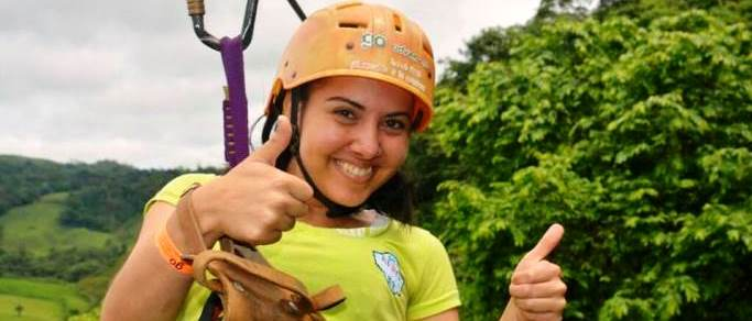 zip lining tour from jaco