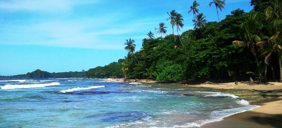 the best caribbean beaches of costa rica