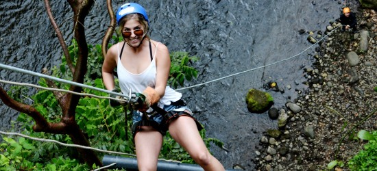 tour with lots of adventure activities in costa rica