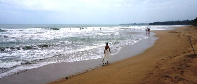 surfing lessons tour in puerto viejo beach